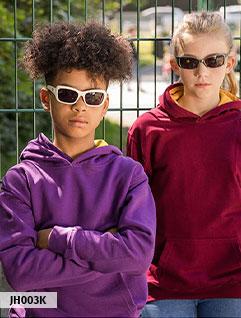 Kids Hooded Sweats